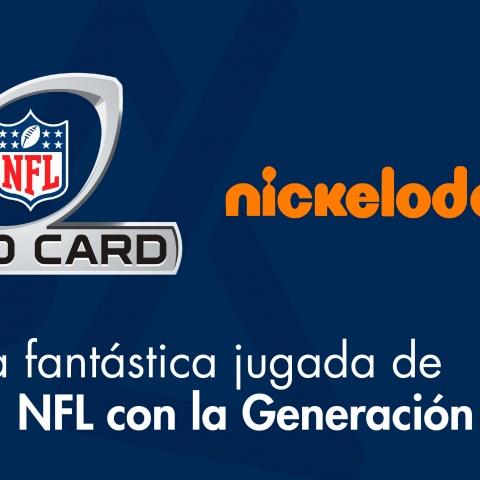La fantástica jugada de la NFL con Nickelodeon