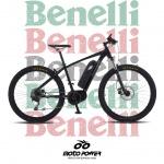 Campaña motopower Benelli Alberto Cañizares